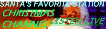 Christmas Channel Listen live now