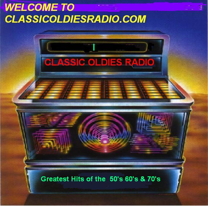 Click here to listen live to 50's 60's & 70's